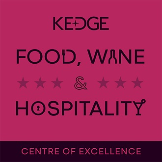 Centre of Excellence Food Wine & Hospitality-KEDGEBS