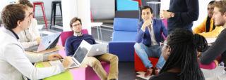 Des espace dédiés à accueillir les créateurs d'entreprises - KEDGE