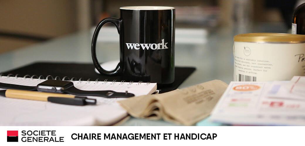 Chaire Management et Handicap - KEDGE