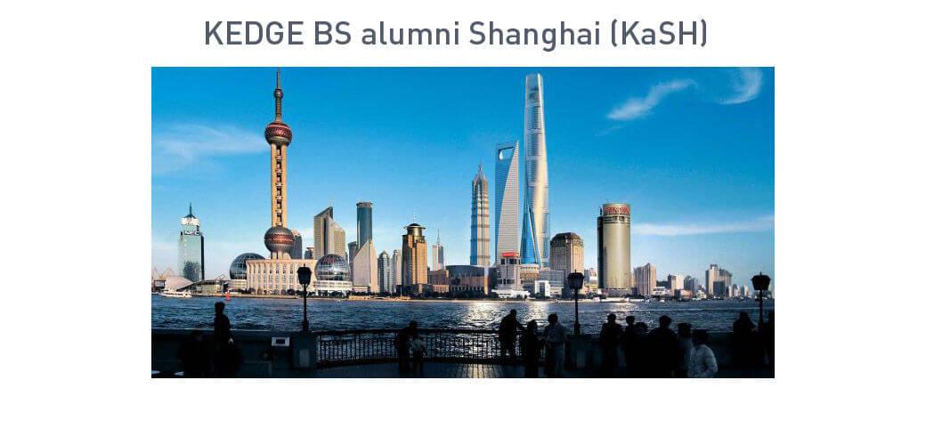 Kedge Alumni, un puissant réseau professionnel en Chine - KEDGE