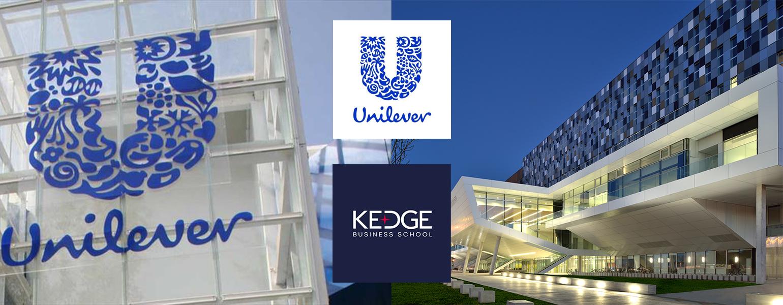 Témoignage : « Diplômée de KEDGE, je participe désormais au Graduate Program d'Unilever » - KEDGE