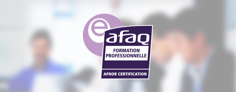 KEDGE Business School obtient le certificat de conformité de l'AFNOR, en reconnaissance de la qualité de ses formations professionnelles ! - KEDGE