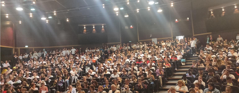 KEDGE a accueilli le championnat régional des mini-entreprises organisé par EPA Provence-Alpes – Côte d'Azur (Entreprendre pour Apprendre) - KEDGE