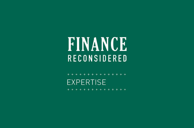 Finance Reconsidered - KEDGE