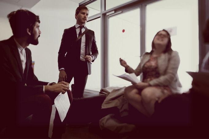 Les services aux entreprises - KEDGE
